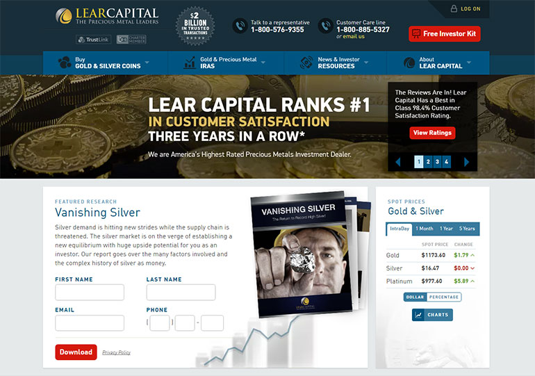 Lear Capital Inc