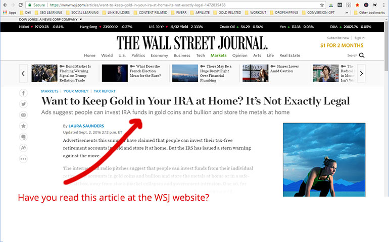WSJ screenshot