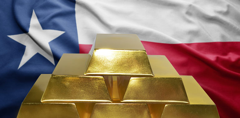 Texas Gold Depository – Now Open For Business
