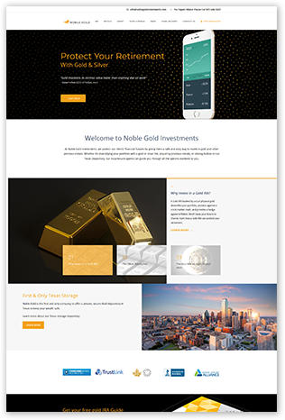 Noble Gold Investments